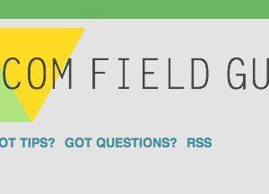 SciCom Field Guide