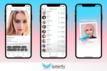 Butterfly-dating-app