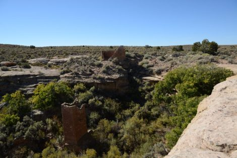 Square Tower Hovenweep