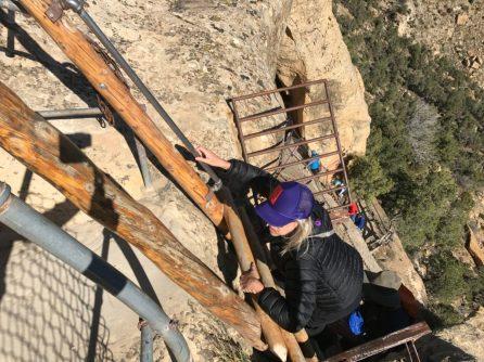 Precarious Exit Balcony House