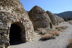 Wildrose Charcoal Kilns - Front