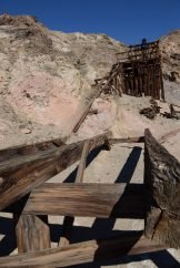 Leftover Mining at Keane Wonder Mine