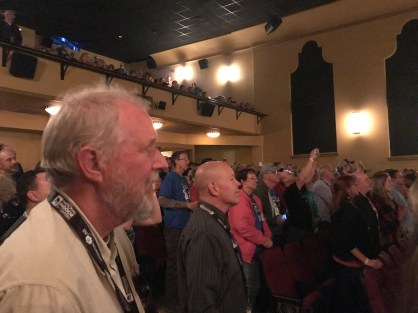 Movie gets standing ovation at The Ritz