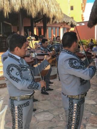 Mariachi band at Mazatlan Mexico