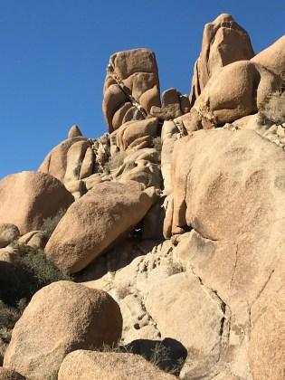 Lines of rock amaze me