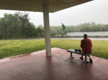 Rainstorm at Anhinga Trail