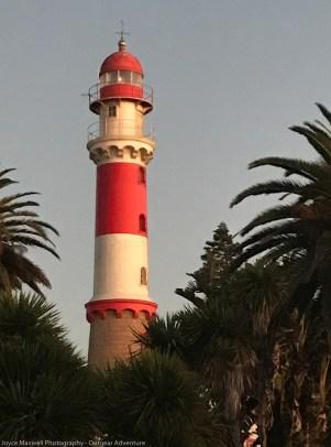 1902 Swakapmund Lighthouse