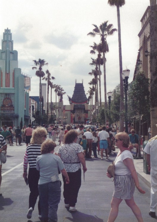 Hollywood Studios, 1990