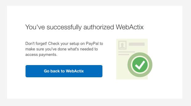 ThriveCart Webactix retour sur Paypal