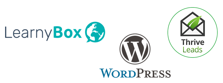 LearnyBox - WordPress - ThriveLeads