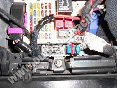 e36 diagnostic port wiring diagram internal of ceiling fan kenworth obd location obdii ~ elsavadorla