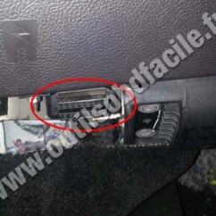 Obd2 Wiring Diagram Ford 3d Model Animal Cell Connector Location In Fusion (2013 - 2015) Outils Obd Facile
