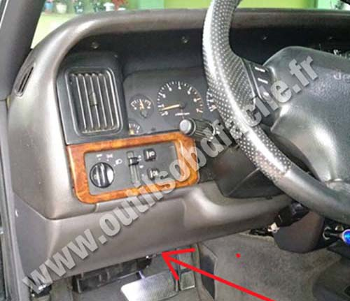 Skoda Steering Wheel Wiring Diagram Obd2 Connector Location In Jeep Grand Cherokee Zj 1992