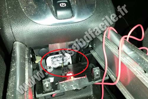 opel meriva b wiring diagram origami wolf instructions obd2 connector location in 2010 2017 outils obd port