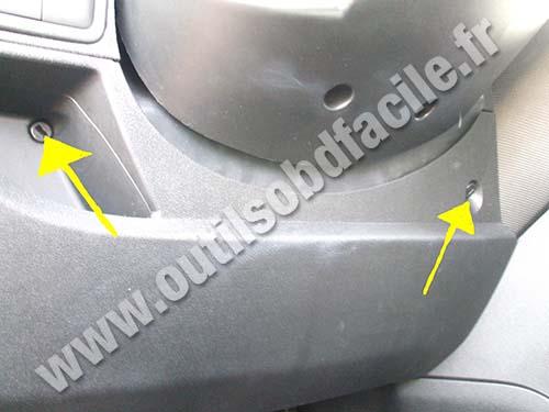 Fuse Box Diagram Peugeot Boxer