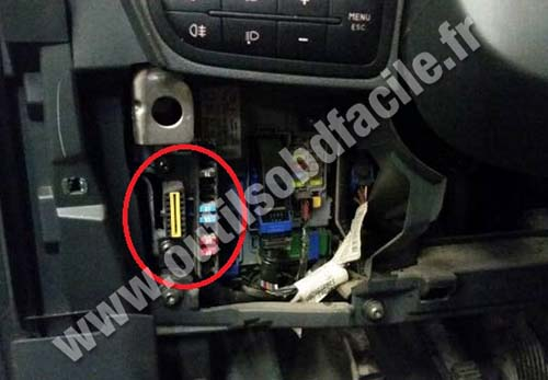 Where Is Fuse Box Ford Focus Moreover Buick Enclave Fuse Box Diagram