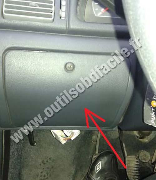 1995 Mustang Fuse Box Location Prise Obd2 Dans Les Fiat Uno 2010 Outils Obd Facile