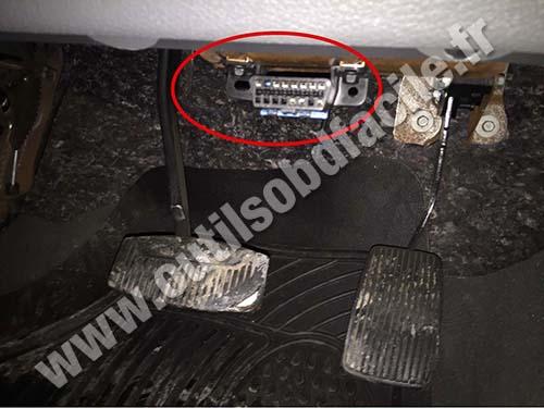 2003 Honda Insight Fuse Box Prise Obd2 Dans Les Ford F150 2004 2008 Outils Obd