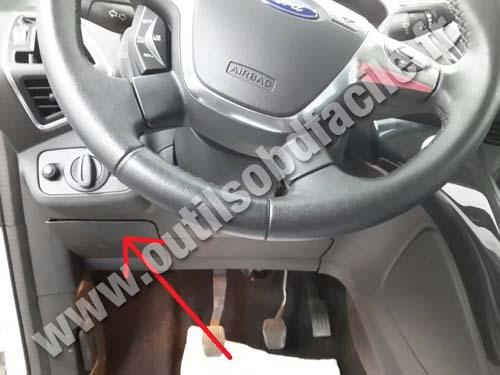 2003 Grand Marquis Fuse Box Prise Obd2 Dans Les Ford Kuga 2013 Outils Obd Facile