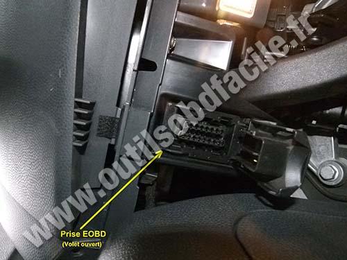 05 Civic Fuse Box Diagram Prise Obd2 Dans Les Mini One 2006 2014 Outils Obd Facile