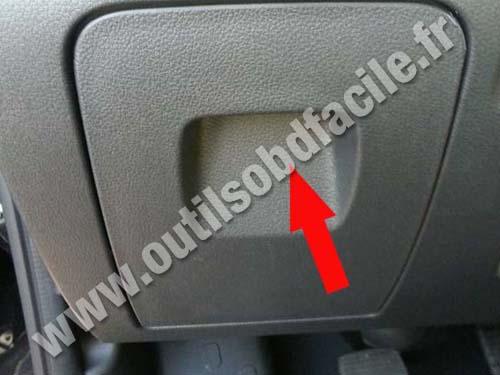 2006 Ford Fusion Fuse Box Prise Obd2 Dans Les Renault Trafic 3 2014 Outils