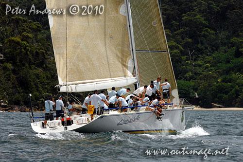 Outimage Publications Sydney Hobart 2010 Brindabella Is