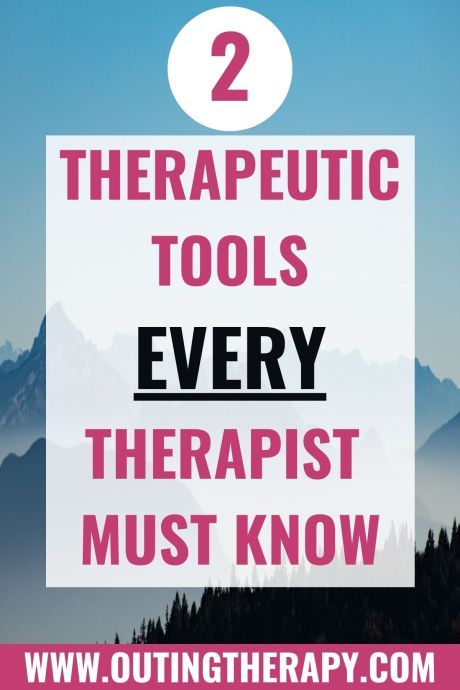 therapeutic tools