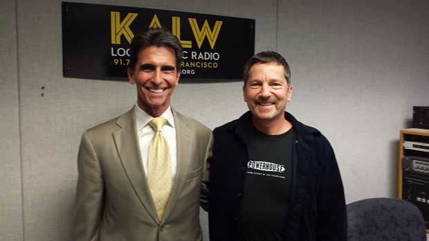 Meet California State Senator Mark Leno