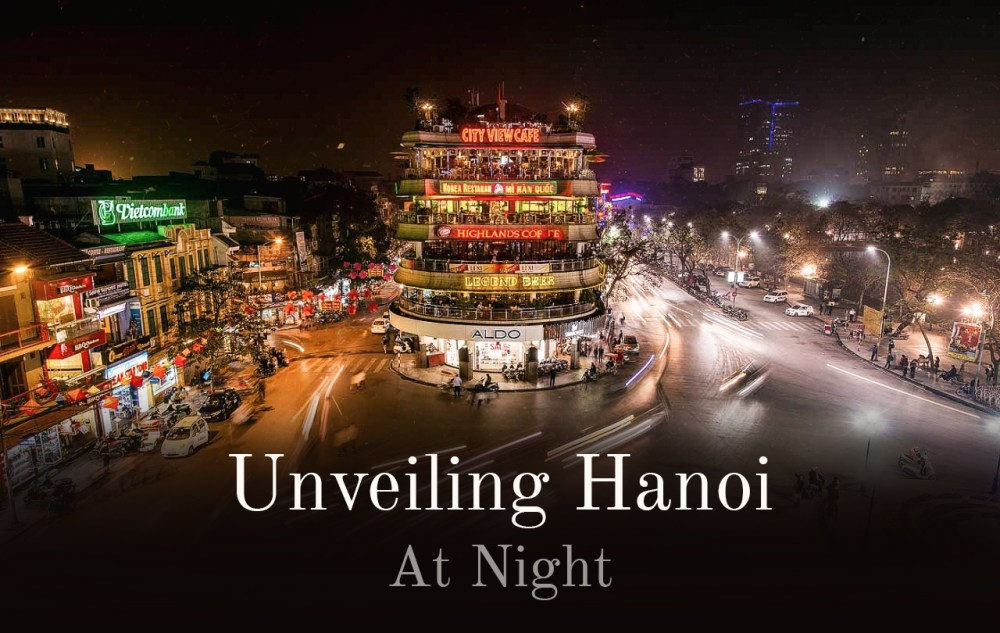 Hanoi at Night, Outlanderly