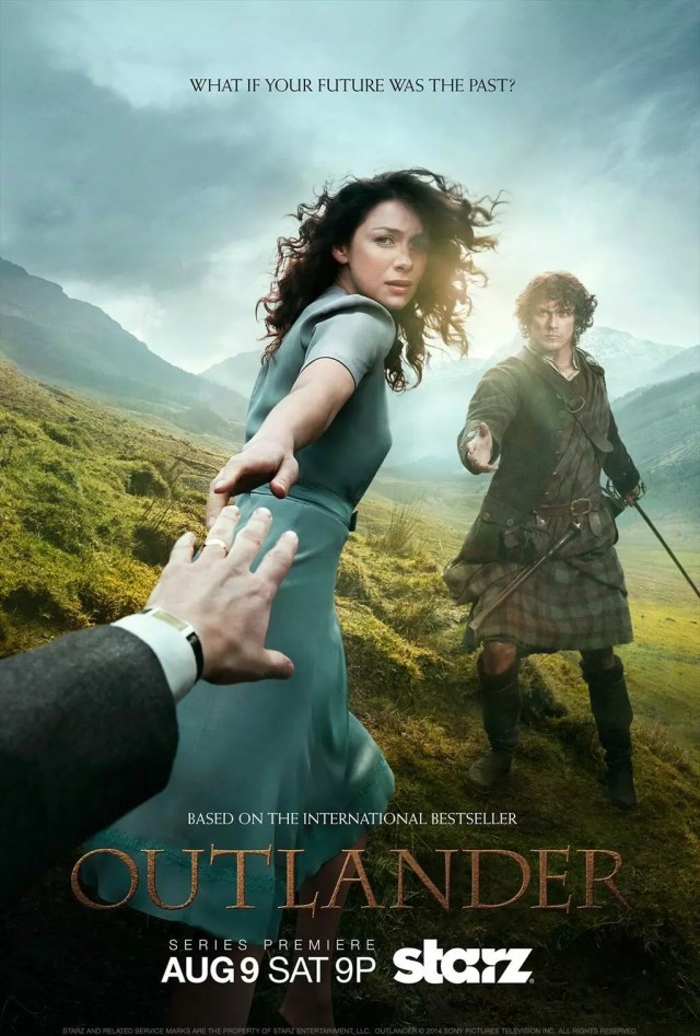 'Outlander' key art