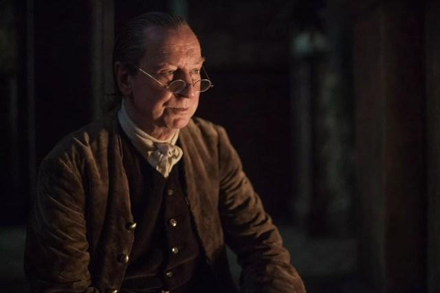 'Outlander' Season 1B, Ned Gowan (Bill Patterson)