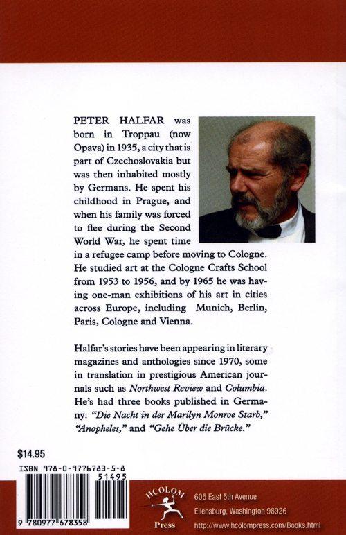 peter halfar | life's crowning moment