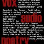 VOX Audio Poetry by Bruce Holsapple