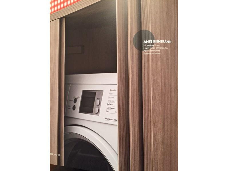 Colonna porta lavatrice  asciugatrice scontato del 30
