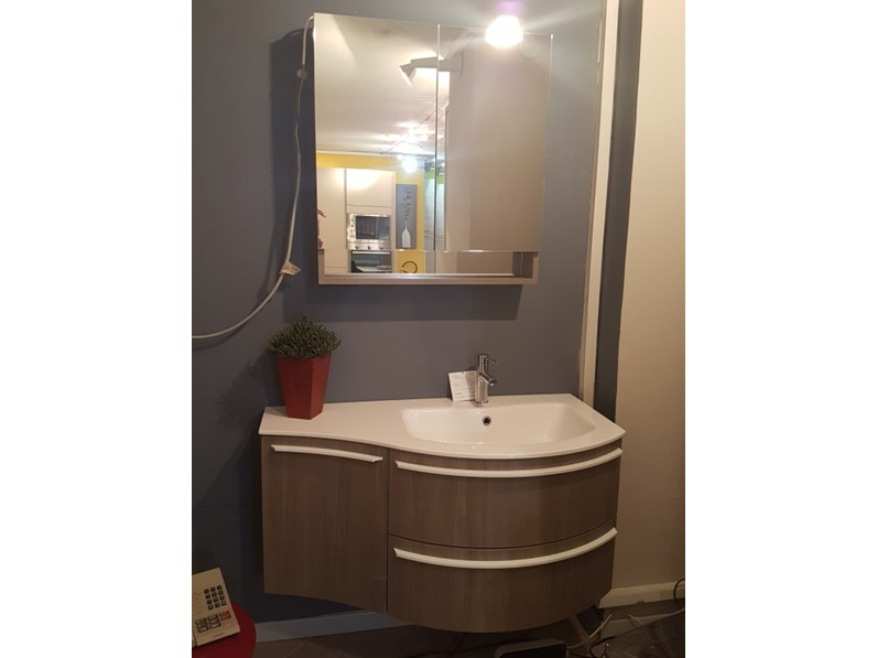 Mobile bagno Moretti compact B 201 IN OFFERTA OUTLET