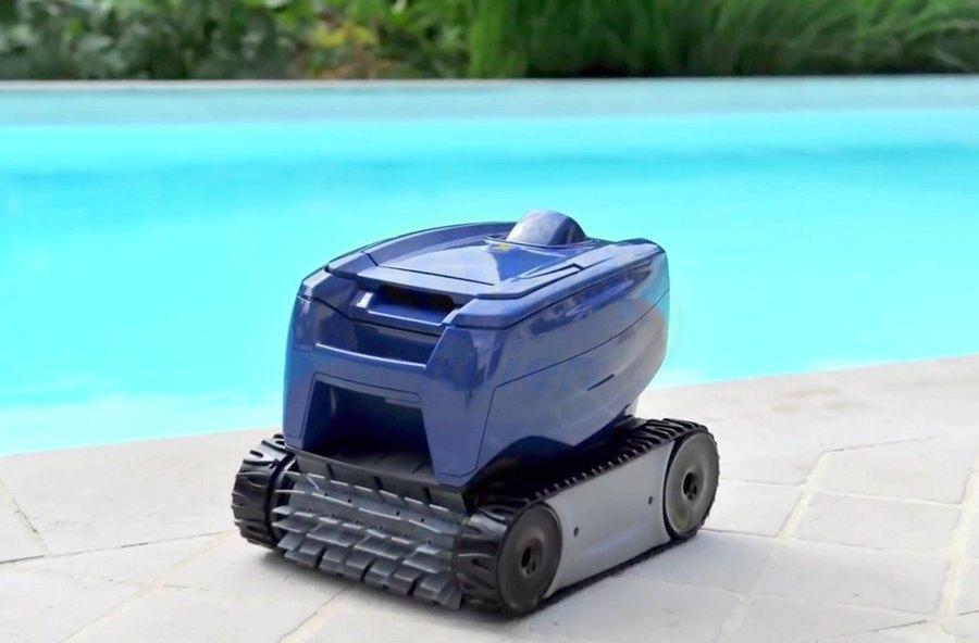 Robot pulitore per piscina Zodiac a prezzi scontati  Arredo giardino a prezzi scontati