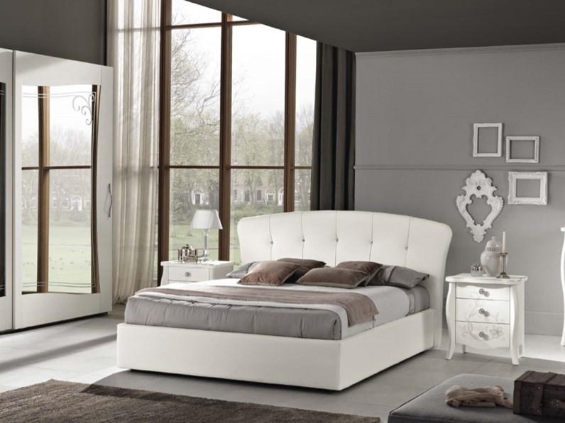 Camera da letto spar collezione prestige bianca frassinata: Camera Completa Marlene 3 Spar A Prezzo Scontato