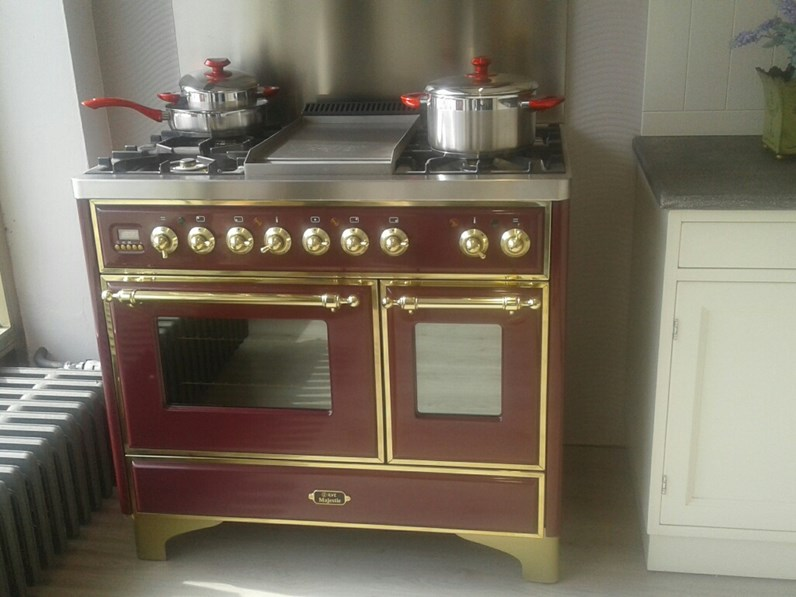 Cucina ad angolo country Old england Marchi cucine a