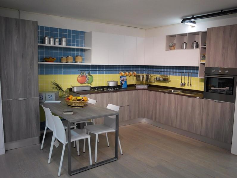 Cucina Gentili cucine Fiamma Laminato Materico