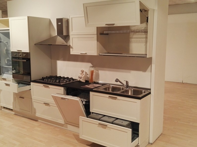 Cucina in legno Le fablier a PREZZI OUTLET