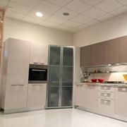 Cucina GeD Cucine Treviso Moderna Legno bianca scontata
