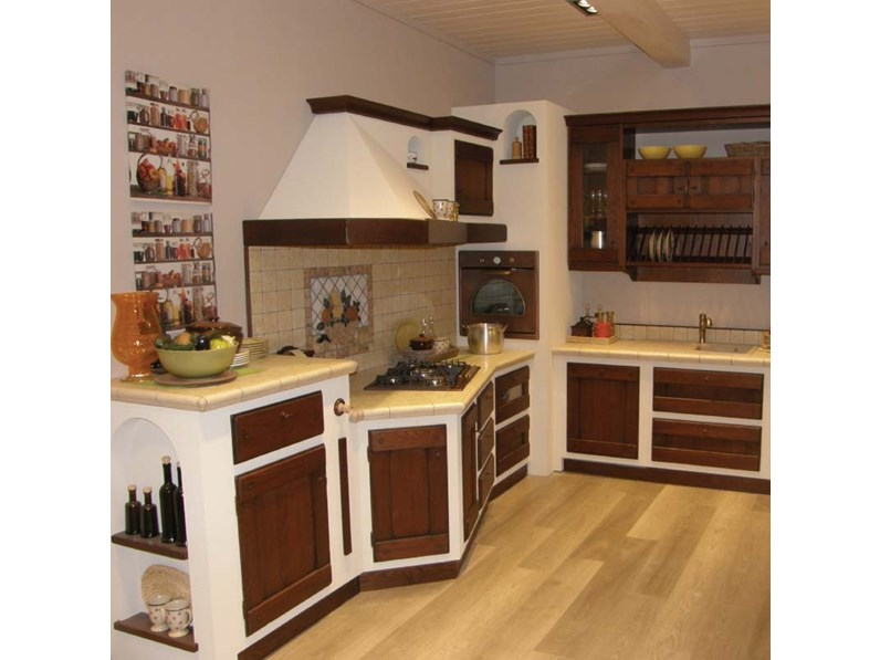 CUCINA Lube cucine ad angolo Anita SCONTATA