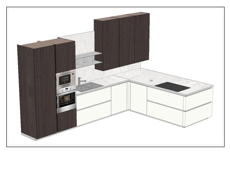 Cucina modello Z6 Arredo3 PREZZO SCONTATO