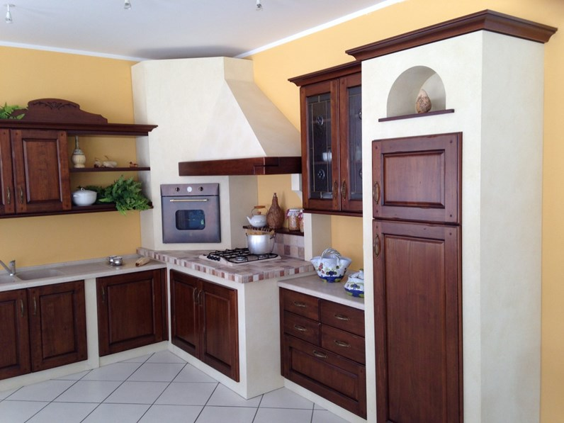 Cucina Muratura Angolo Arrex Gloria