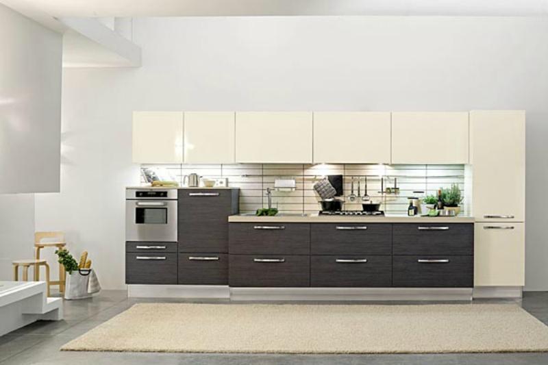 Cucina nuova moderna di Melarredoit modello Infinity  Cucine a prezzi scontati