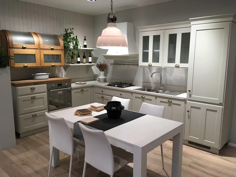 Cucina Scavolini FAVILLA laccata in Offerta Outlet