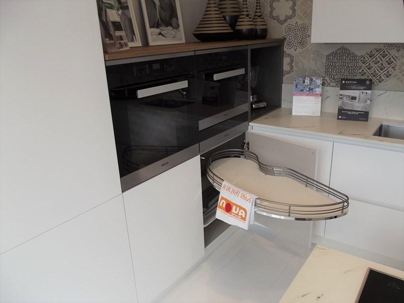 Cucina Stosa Cucine Infinity diagonal scontato del 50