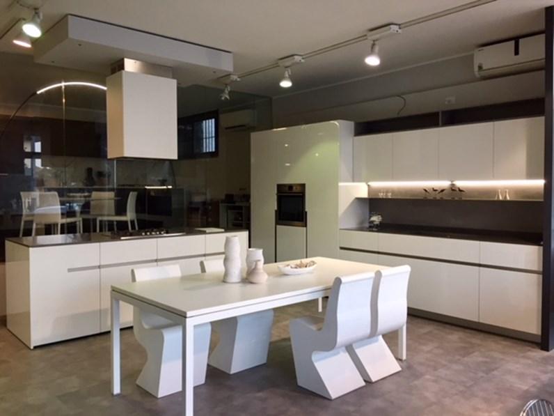 Elmar Cucine Cucina Home  home cube Design Laccato Lucido