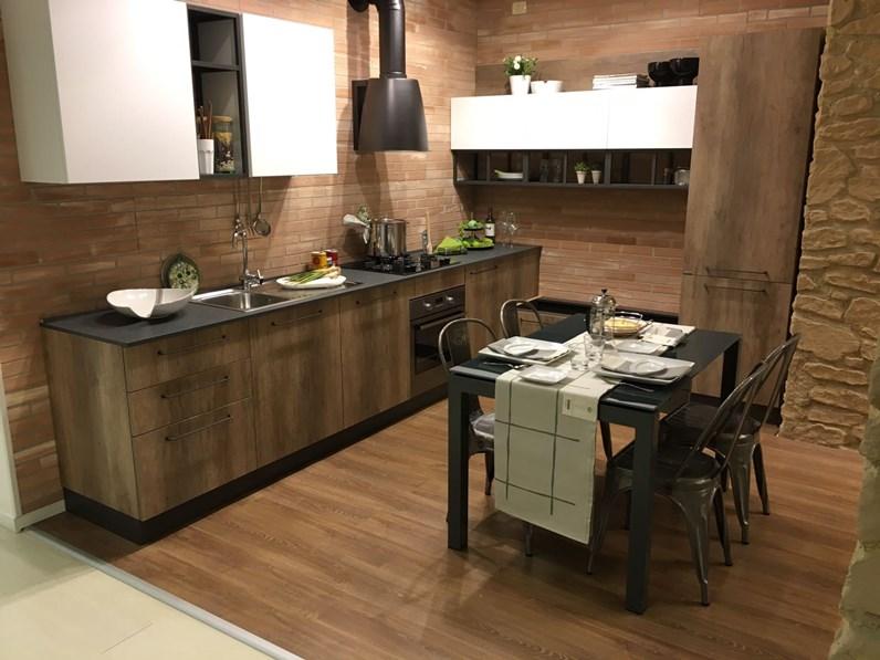 Cucina industriale ad angolo in offerta nuovimondi cucine scontato del 46