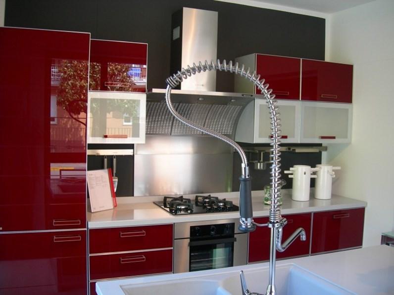 Cucina Scavolini Crystal Moderna Vetro